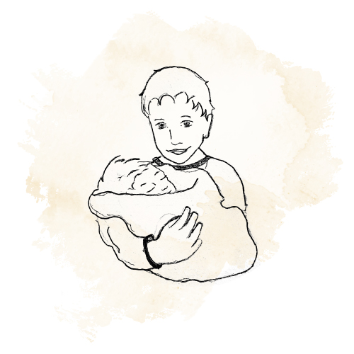Geschwistervorbereitung | dieWinklerei